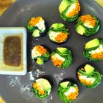 Raw Vegan Sushi from Vida De Cafe