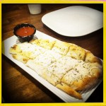The breadsticks were phenomenal! and so was the marinara sauce