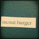 What's a mcnut burger?